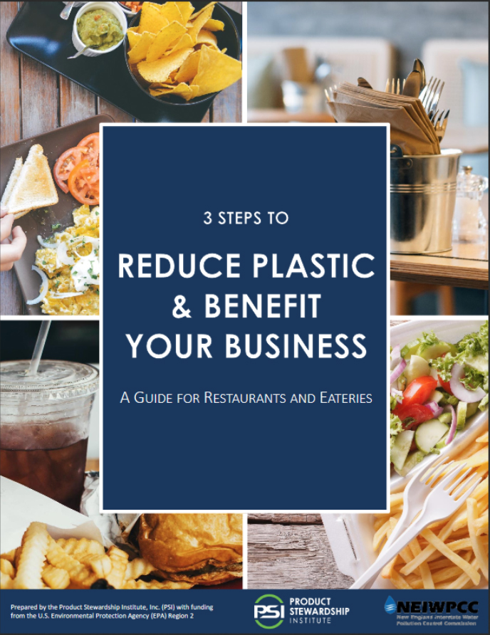 Reduce Plastic manual